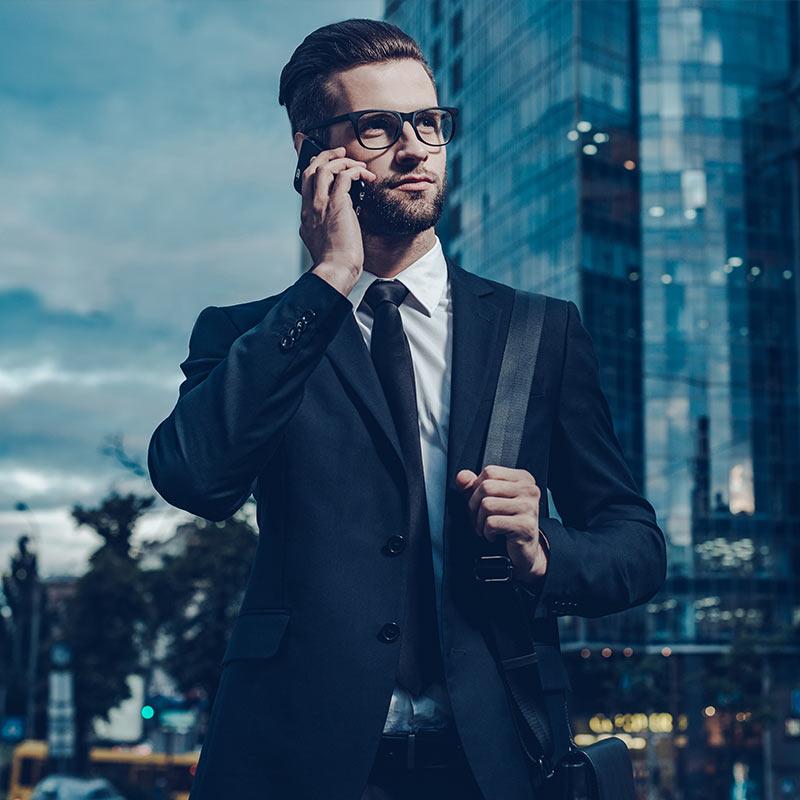 skontaktuj się agent nieruchomości