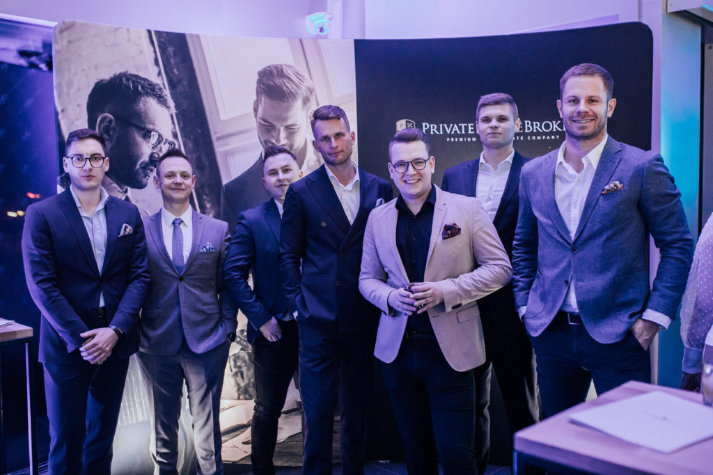Private House Brokers na premierze Porsche Taycan